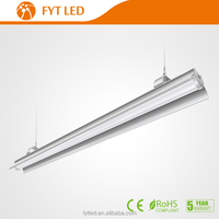 new products 2016 led armature 40W 60W 80W 1200mm 1500mm