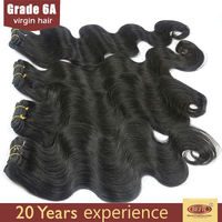 No Shedding 99% Positive Feedback Unprocessed Virgin Eurasian Hair