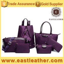 E1146 china wholesale new products leisure 6 in 1 design canvas bag