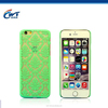 Fashion 3D plastic mobile phone shell for iphone 6 plus