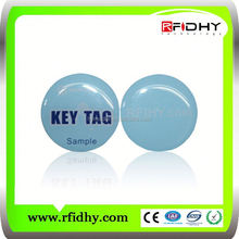 Free samples rfid nfc tags for injection moulding with URL encoded