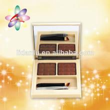 Fábrica de China buena calidad maquillaje bastante corea de sombra de ojos