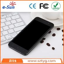 2015 New E-Sun Brand 5 inch dual core quad core android mobile oem smart phone