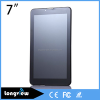 7 inch capactive 5 points touch screen MTK8312 dual core 3G phone call tablet pc