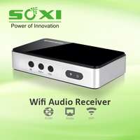 Factory supplying Airplay&DLNA protocol wifi audio streaming