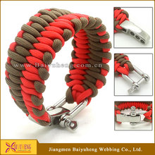 the newest high quality paracord bracelet wholesale