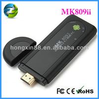 Pocket Digital Tv Mk809Ii Mini Pc Dual Core Android 4.1.1 Bluetooth
