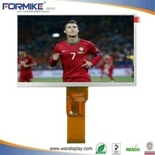 7.0 inch lcd displays modules with capacitive touch panel schina vendor