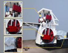 The perfect match Automatic hollow block machine