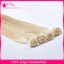 2015 Hot Sale Human Virgin Hair Wholesale Higher Quality For Black Women Cuticle Remy Virgin Russian Hair Wholesale Accept Paypa