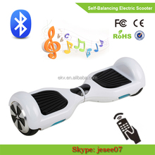 electric EKV motorbike 2 rounds remote control mini intelligent automatic balancing Electric Scooter 2 Wheels hover board