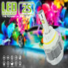 Auto 9007 led headlight bulbs 9004 led headlight for motorcycle