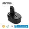 Battery for Dewalt de9074 DE9091, DE9092, DE9094, DE9502, DC9091, DW9091, DW9094 14.4v, 3.0Ah, Ni-CD battery pack