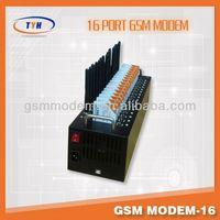 Gsm modem 8/16/32/64 ports/ mobile recharge gsm modem