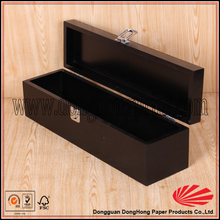 Super quality skateboard packaging wooden box with lock