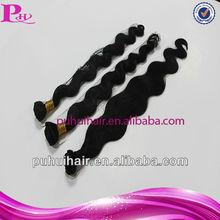 Brazilian Human Hair Wet And Wavy Weave Grade 100% Human Weaving Virgin Peruvian Hair