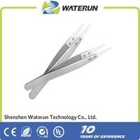ceramic head tweezer,wholesale ceramic tweezer for vapor products