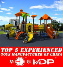 Cheap 2015 Nature series playground equipment HD15A-137A