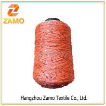 ecru color china supplier crochet yarn dyed