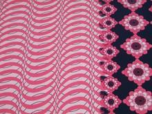 printted colorful plain 100% bamboo fiber fabric 30*30S 140 GSM for shrit garment dress