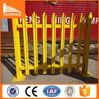 factory price palisade garden fence for sale/high quality game fence wire/durable euro fence for sale