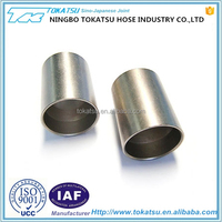 Manufacturer directly high quality stainless steel sanitary ferrule for hose