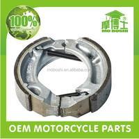 China motorcycle parts cg125 motorcycle front brake shoe