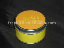 Outdoor Hike Scented Tin Candle