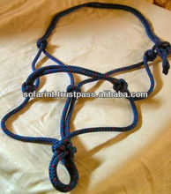 Nylon Rope for horse Halters