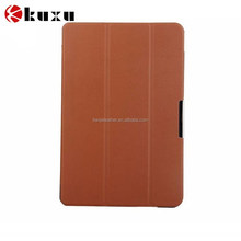 High quality fashion business leather tablet case for ipad, for ipad mini