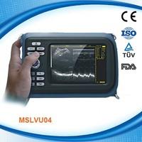 MSLVU04S ultrasound scanning in animals