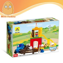 China Manufacturers 3D blocks building,children plastic building blocks for sale
