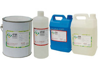 transparent liquid epoxy resin AB glue for electronic component insulating potting