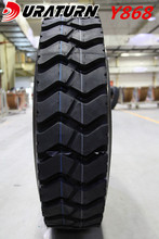 12.00R20 11.00R20 Truck Lorry Tires DURATURN Brand Y868 mining vehicle for Soft Ore