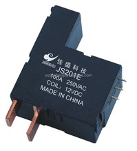 Wenzhou JS201E watt-hour meter electromagnetic DC12V Single Coil latching relay with shunt