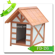 high quality solid wood best dog kennel