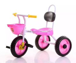 Hot selling cheap baby tricycle kids tricycle tricycle for children with ISO certificate