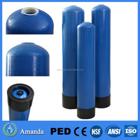 blue color water tank/water tank for carbon filter/composite water tank