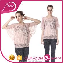 Custom v-neck/o-neck front silk screen printing t-shirt 60% cotton 40% polyester t-shirts