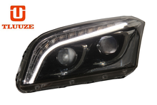 TLZ 2013-2015 Year CHEVROLET Trax (with daytime running) Q5 double optical lens xenon headlight assembly