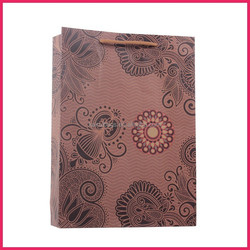 high quality cheap wholesale recycled brown paper bag
