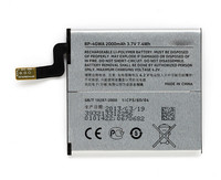 NEW Original Genuine BP-4GW Battery with Flex Cable For Nokia Lumia 920 N920 Replacement Li-ion batteries 2000mA