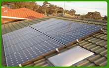 Rooftop/Ground Mounting home solar kit, home solar panel kit 800W