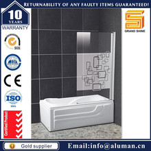 CE SGS Watermark stainless steel shower cubicle