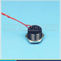 iron electronic wireless waterproof momentary contact push button foot switch foot control switch