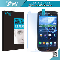 anti explosion tempered glass screen guard screen protector for samsung galaxy s3
