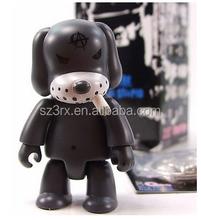 funky dog oem diy toy vinyl, funky figure making vinyl toys, custom made vinyl toy