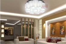 Milk white color ceiling living light Diameter 67cm high power lighting LED and energy light