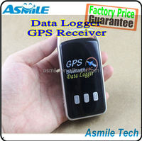 hot Mini GPS Bluetooth Receiver 65-Channel Car Navigation&Tracking With Data Logger Recording Function