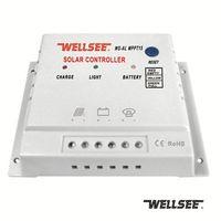 10A 15A 12V/24V outdoor solar light solar led garden light system mppt controller WS-ALMPPT15